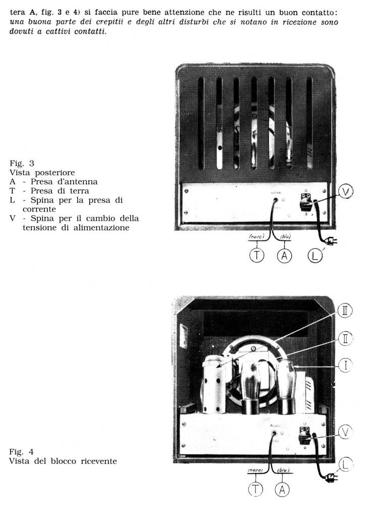 libretto radio balilla cge