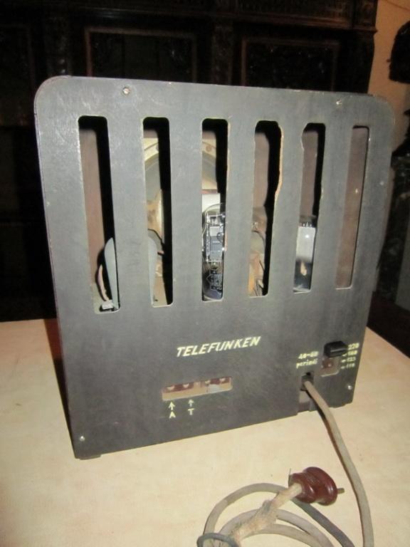 radio balilla telefunken 13