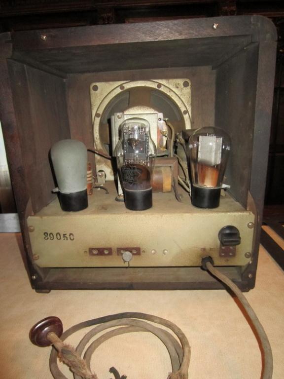radio balilla telefunken 16