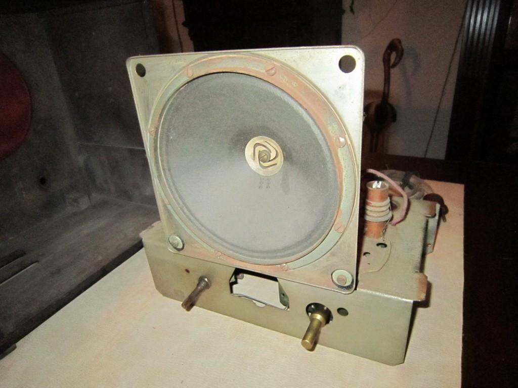 radio balilla telefunken 20