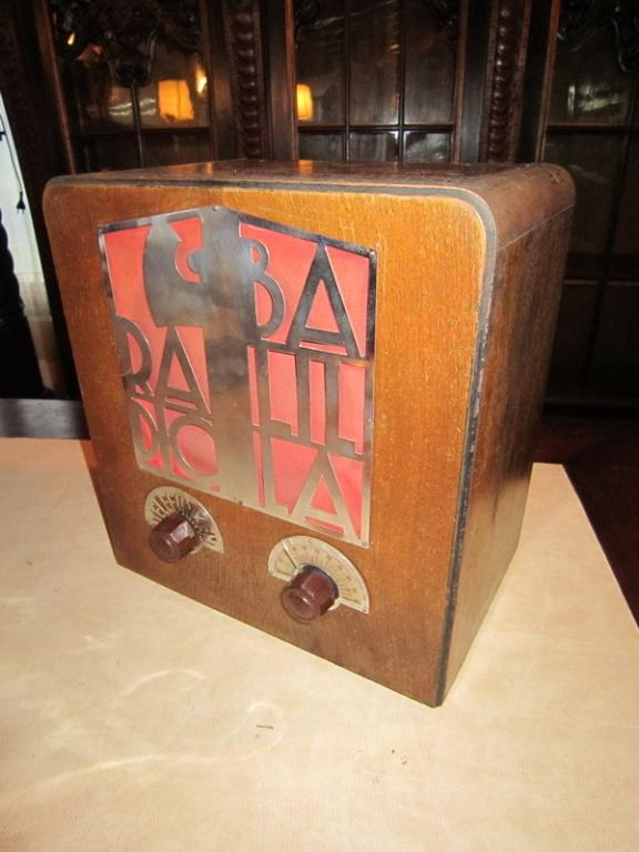 radio balilla telefunken 3