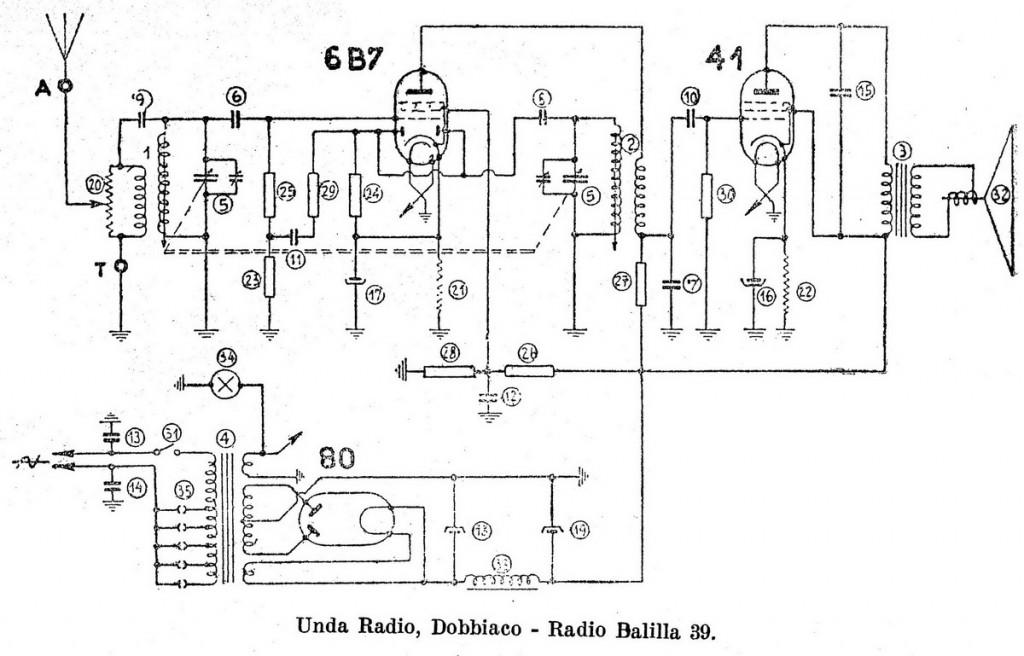 radio balilla unda 001