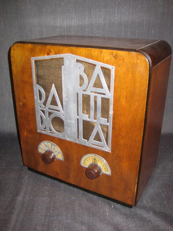 radio balilla unda 003