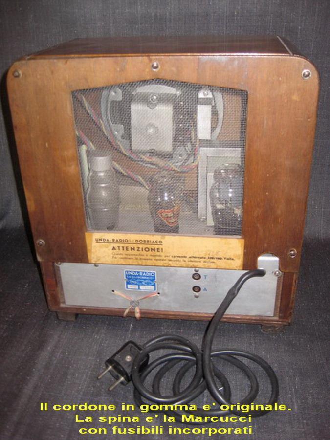radio balilla unda 004