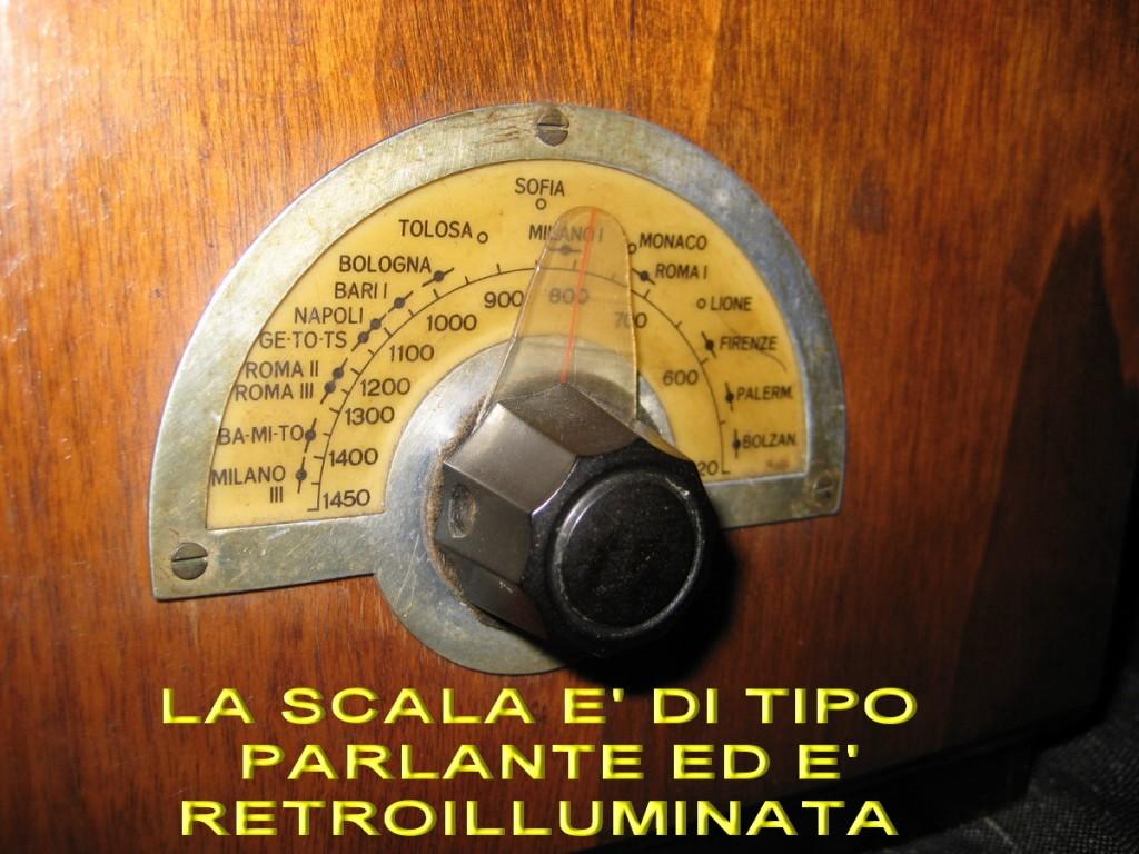 radio balilla unda 008