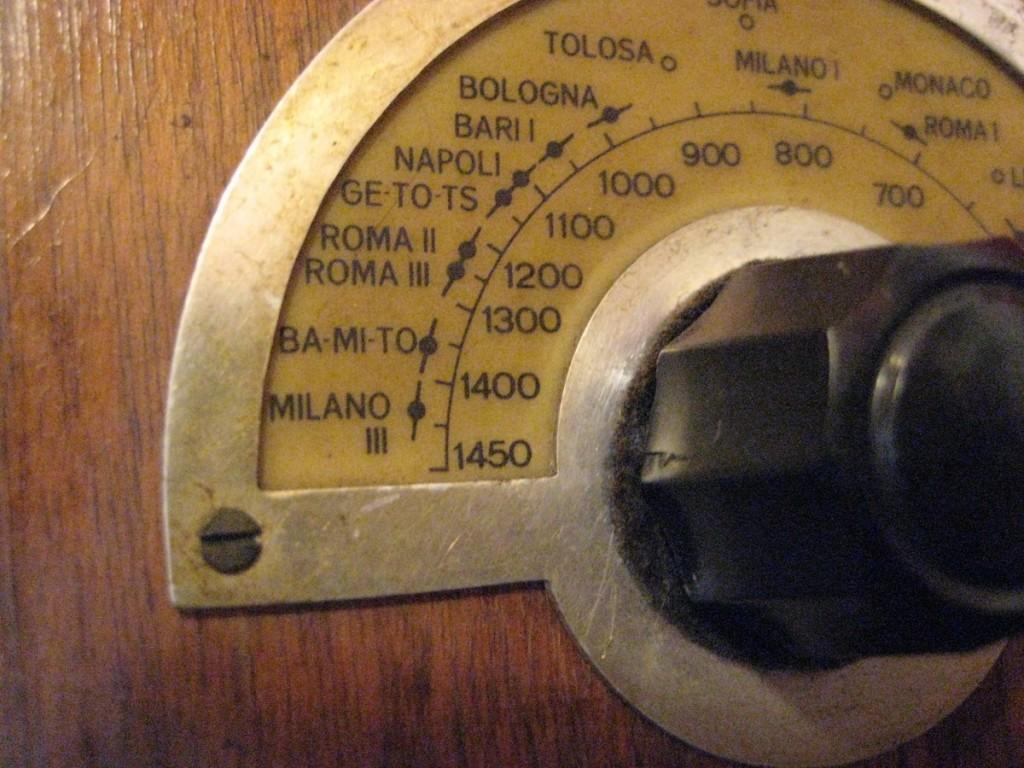 radio balilla unda 009