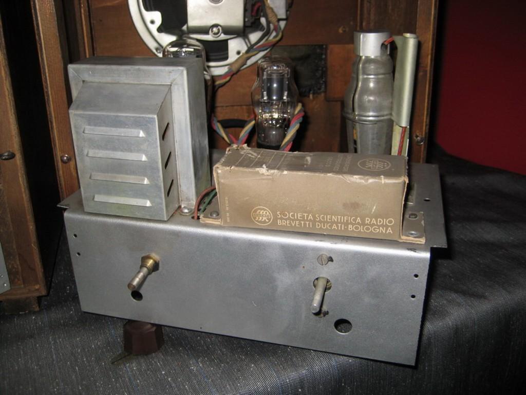 radio balilla unda 011