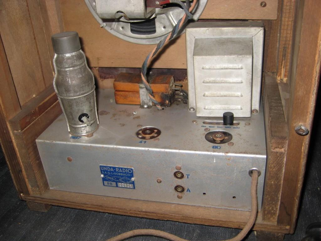 radio balilla unda 022