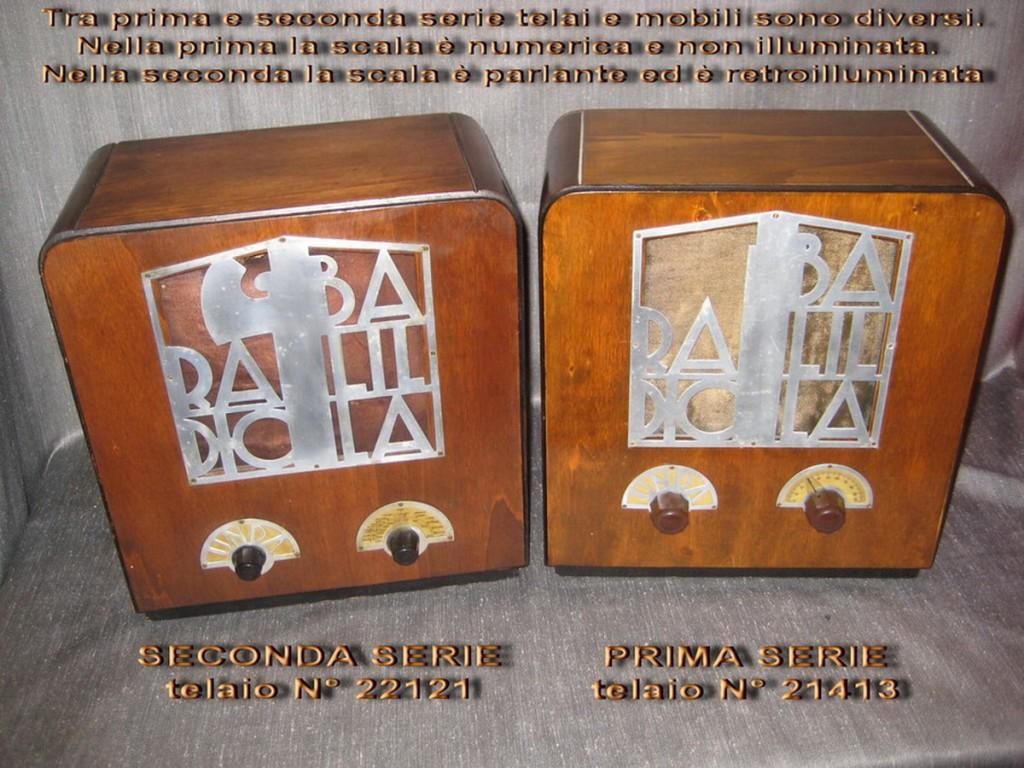 radio balilla unda 035