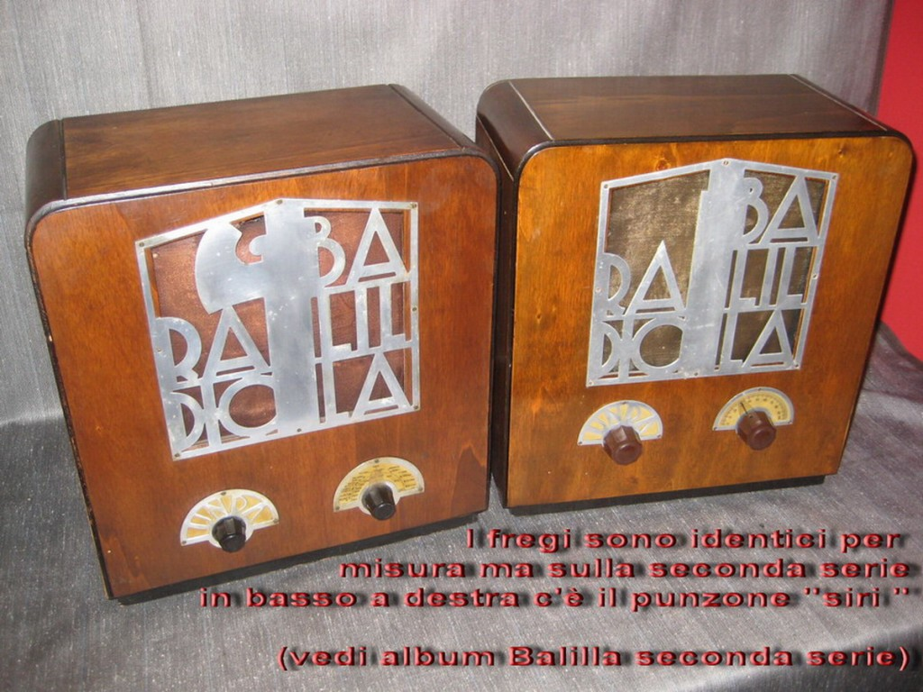 radio balilla unda 054