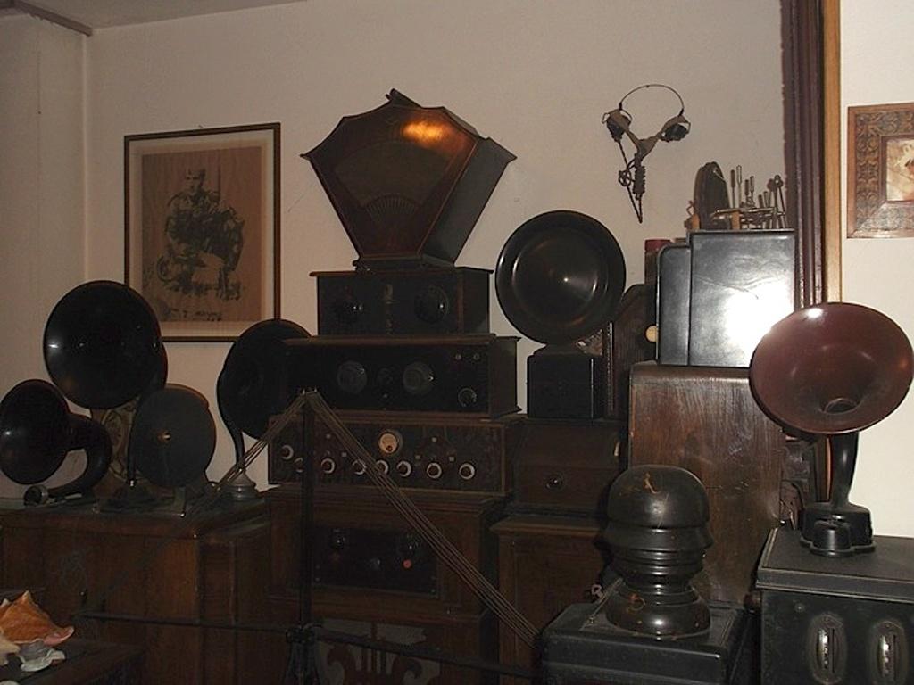 Blocco radio d'epoca collezione Vigani/Patanè