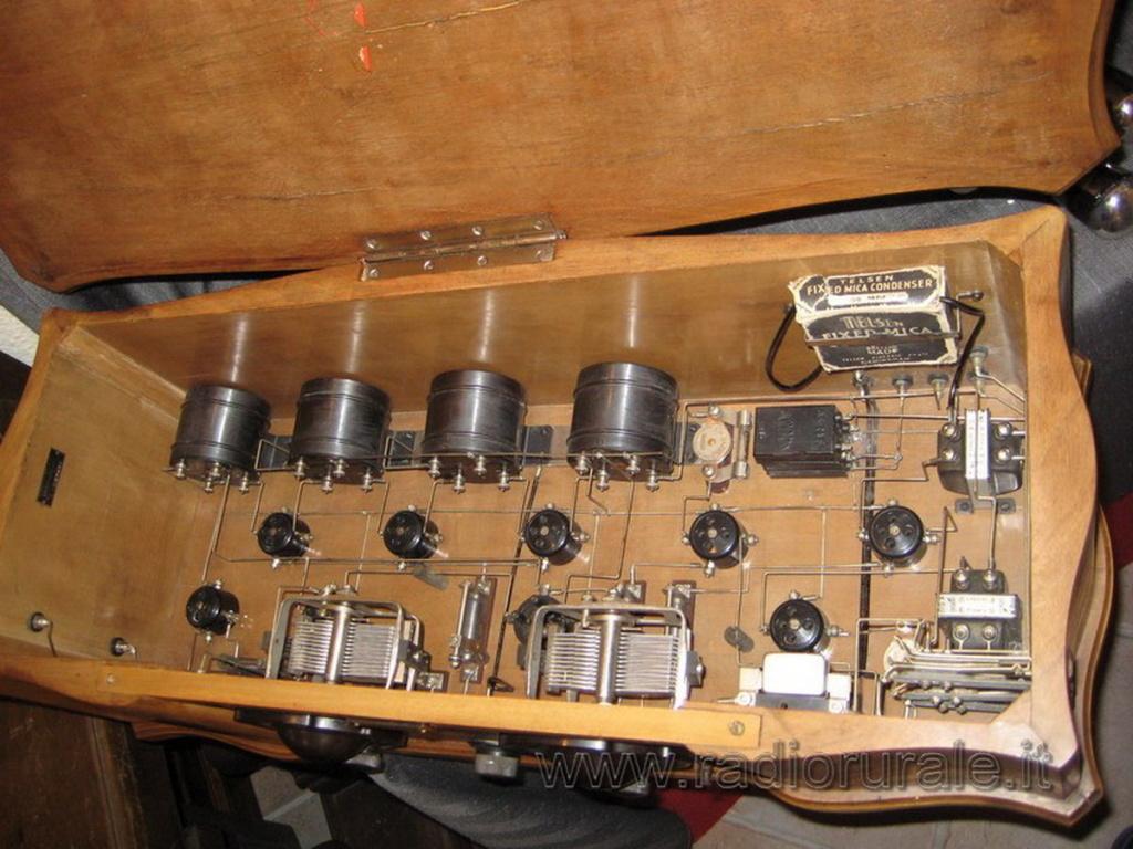 radio ramazzotti rd8 26