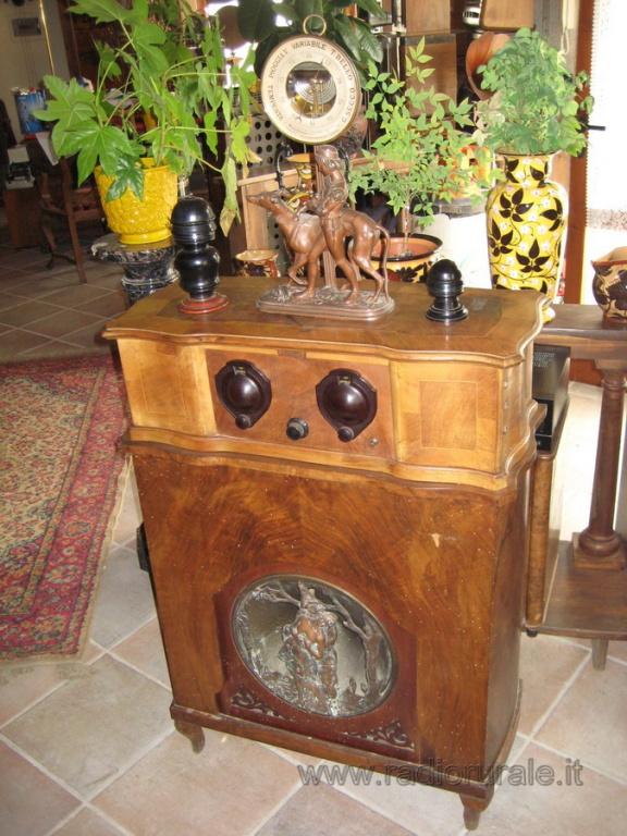 radio ramazzotti rd8 consolle 2
