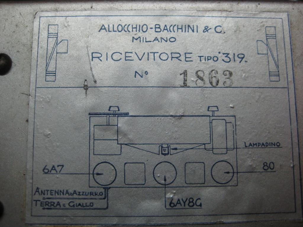 radio roma allocchio bacchini 38