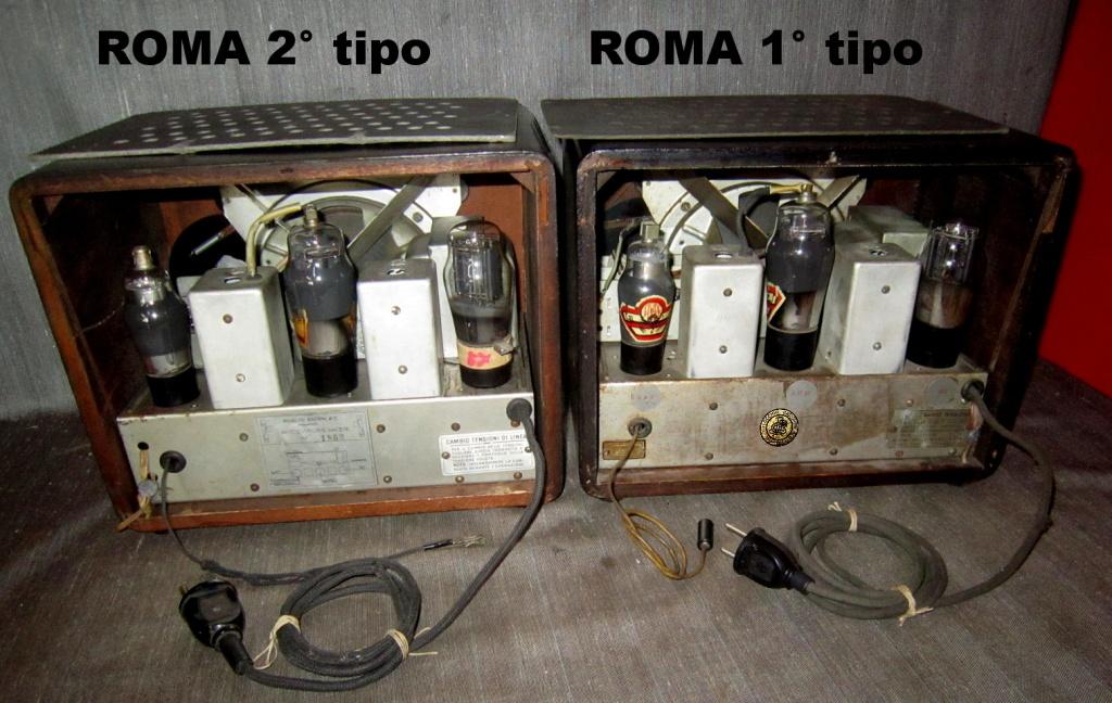 radio roma allocchio bacchini 50