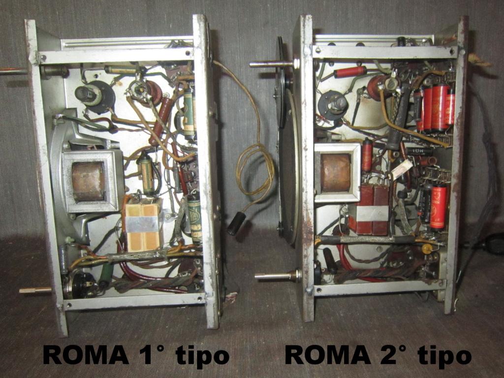 radio roma allocchio bacchini 56