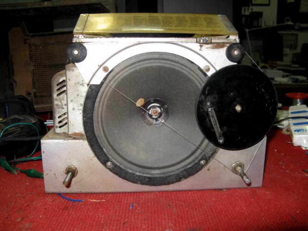 radio roma allocchio bacchini 64