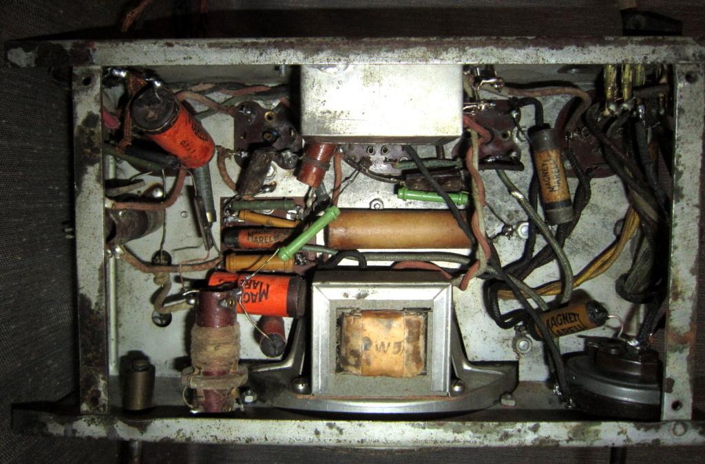 radio roma marelli 21