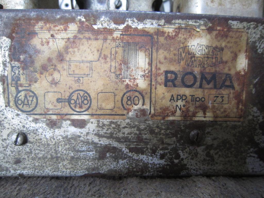 radio roma marelli 29