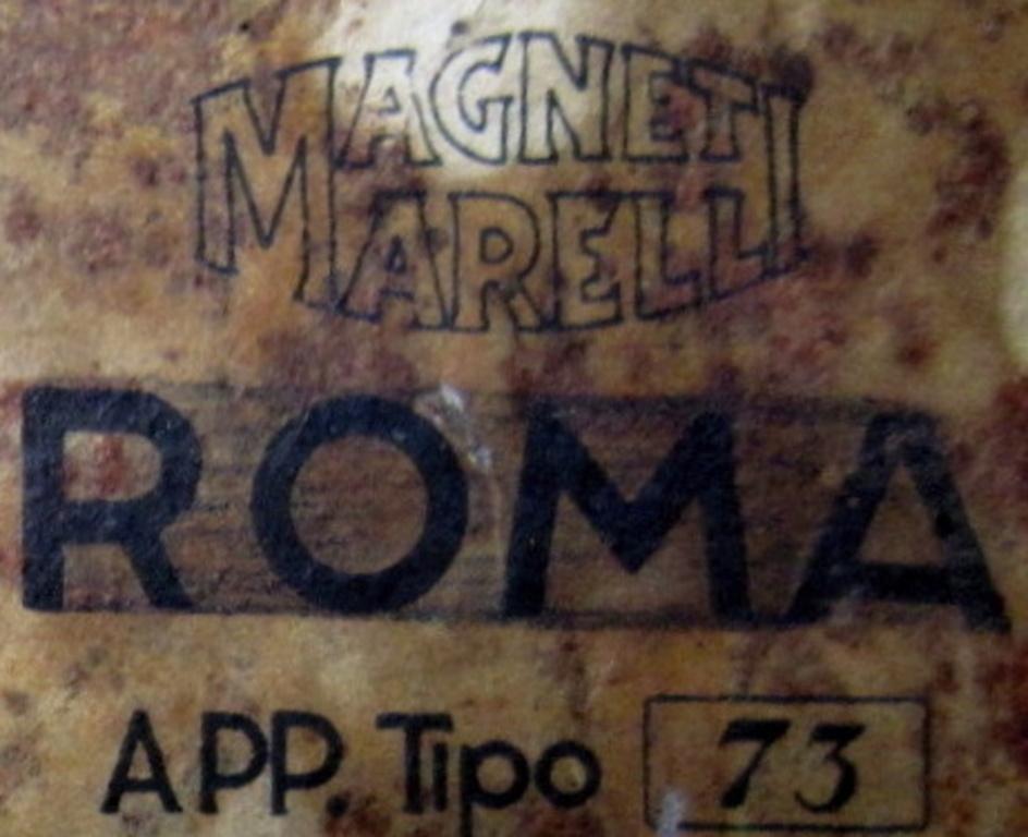radio roma marelli 30