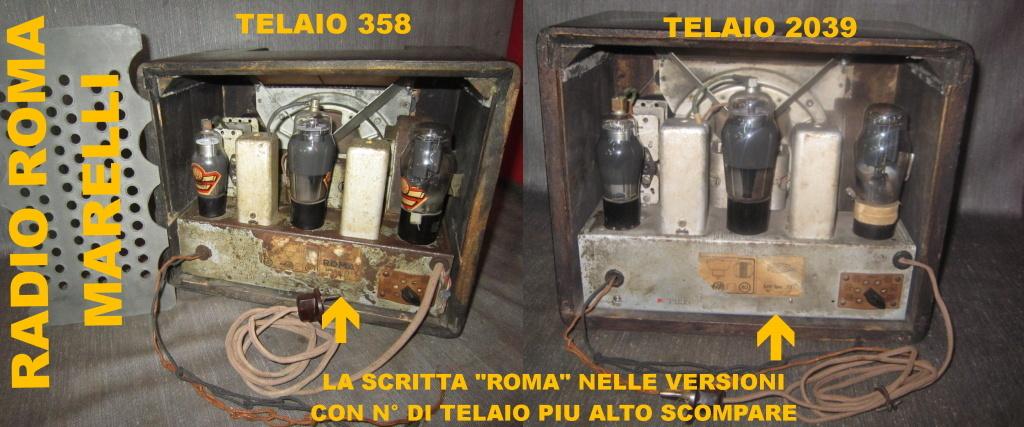 radio roma marelli 32