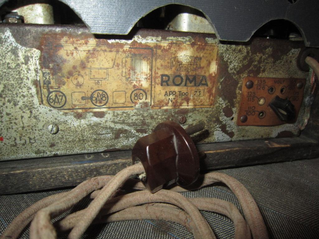 radio roma marelli 7