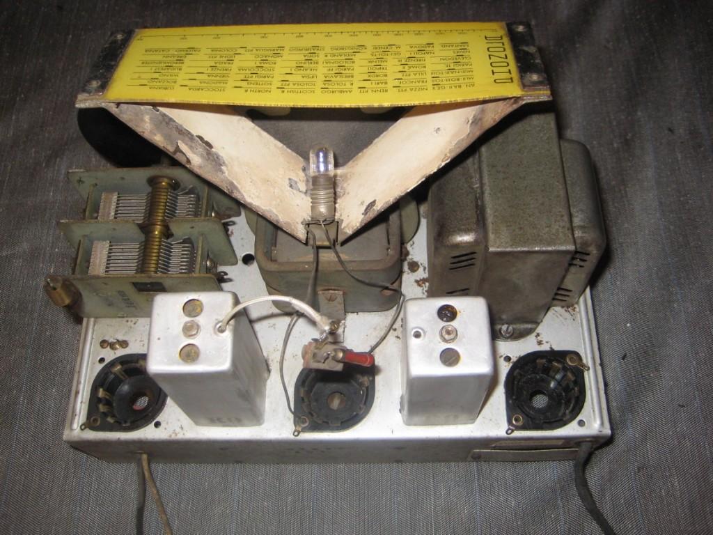 radio roma phonola 11