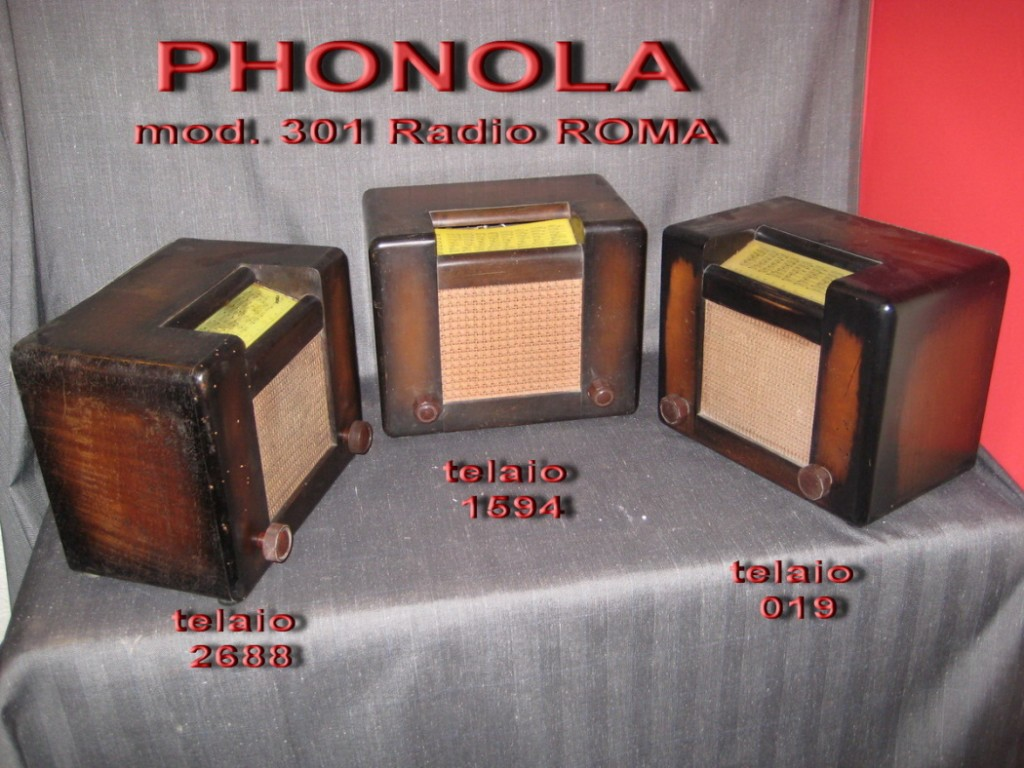 radio roma phonola 12