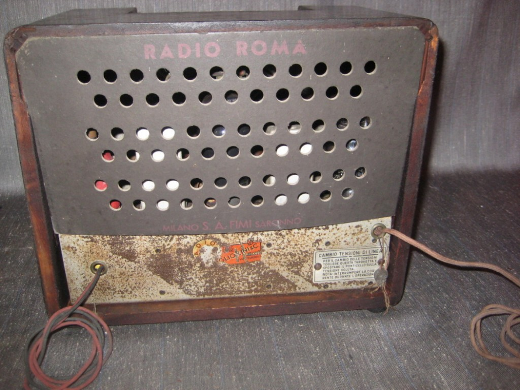 radio roma phonola 16