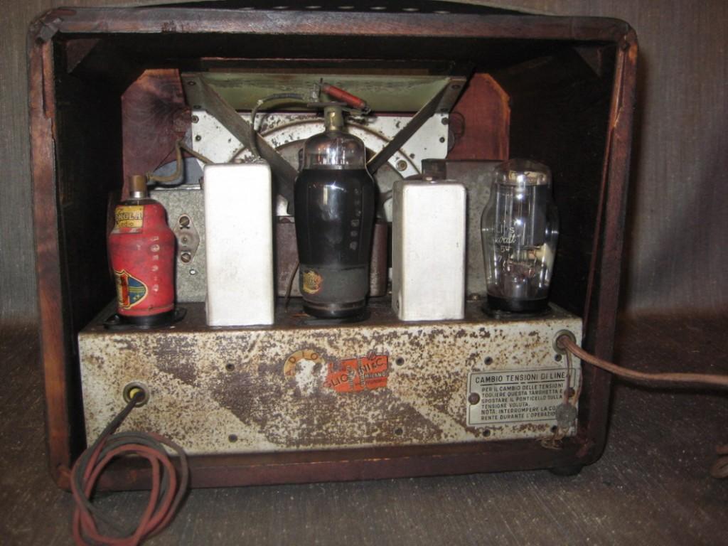 radio roma phonola 17