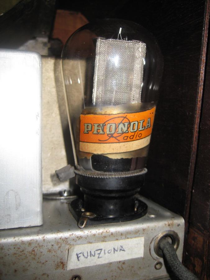 radio roma phonola 22