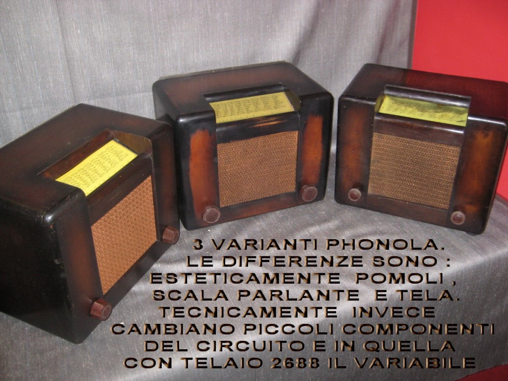radio roma phonola 23