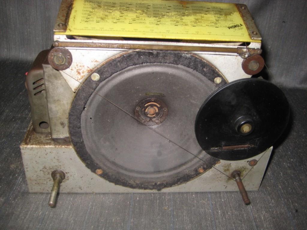 radio roma phonola 27