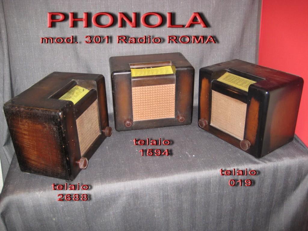 radio roma phonola 3