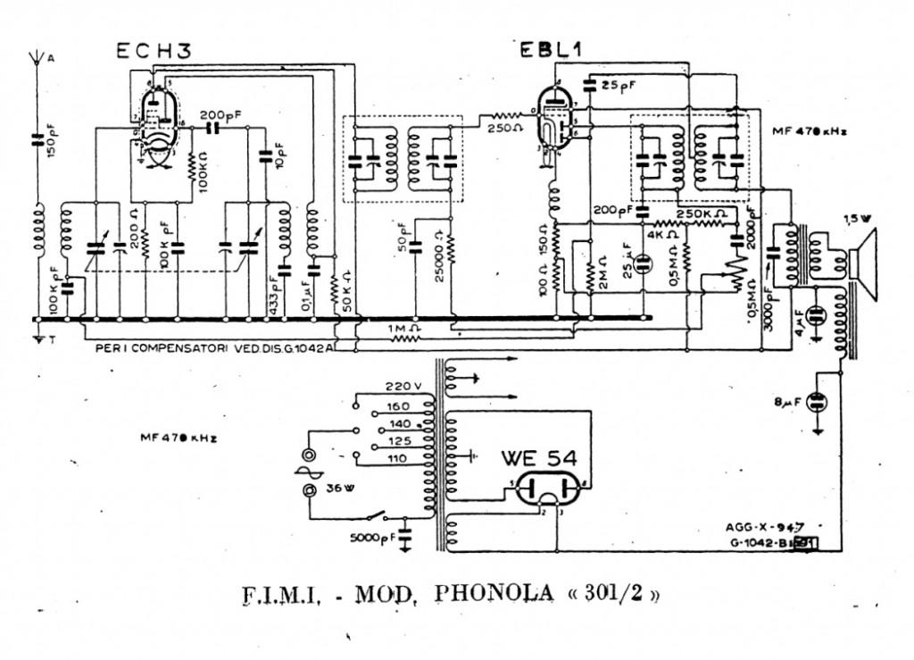 radio roma phonola 40
