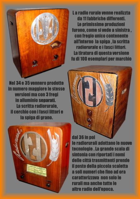 15 acquisto radio rurali Gabriele 349 5505531
