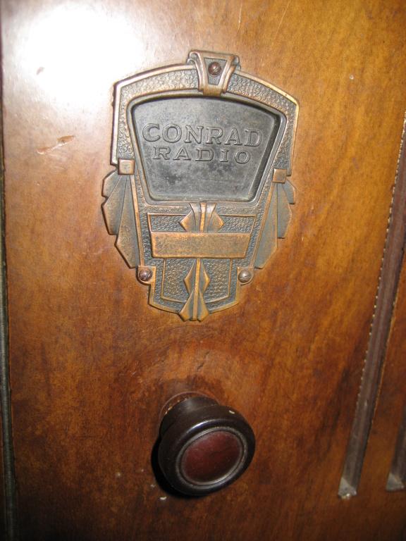 Conrad Radio cupoletta 3