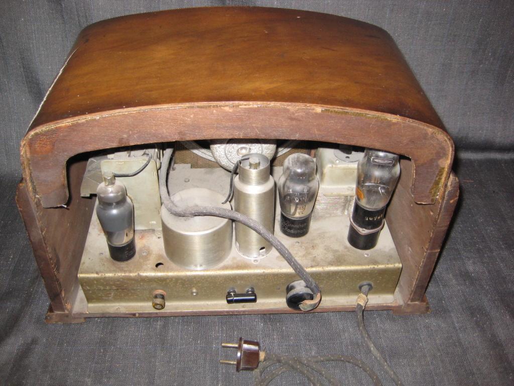 Conrad Radio cupoletta 7