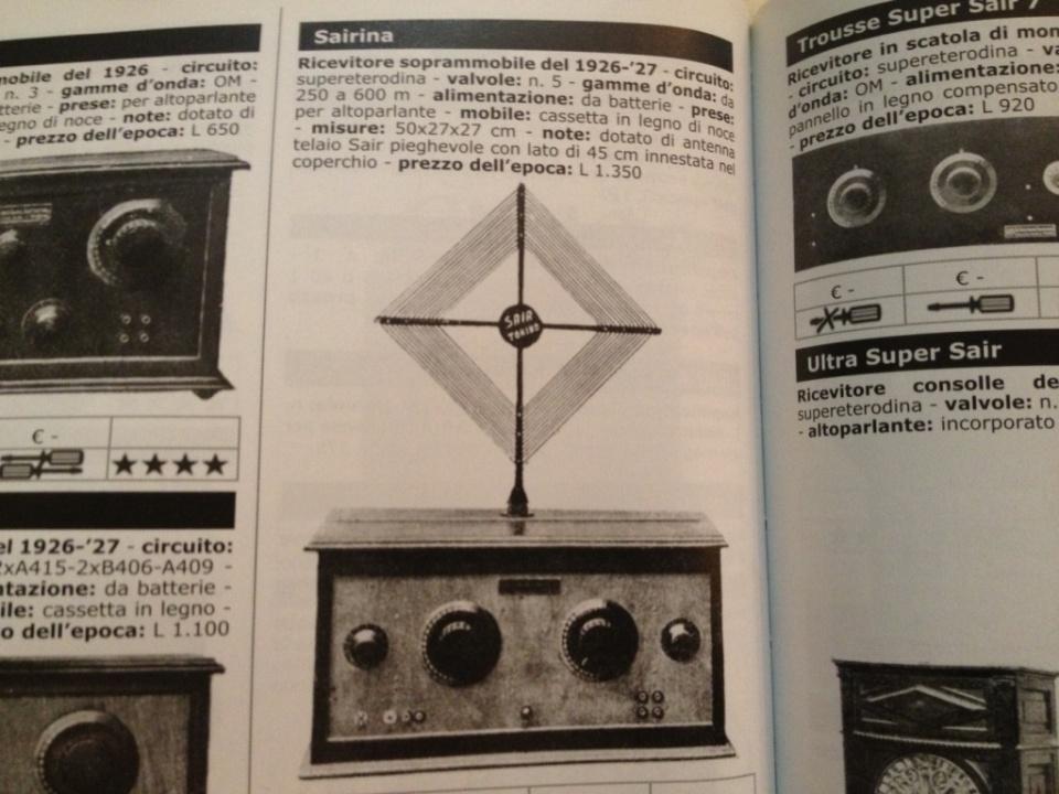 Radio Sair Torino anni 20 22
