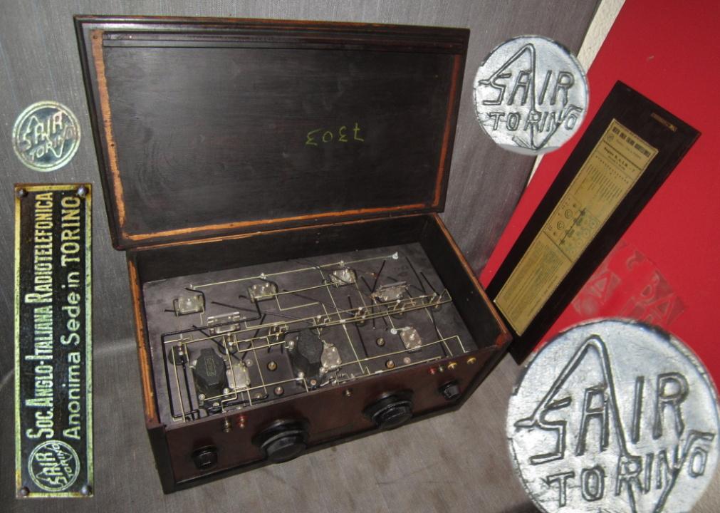 Radio Sair Torino anni 20 29