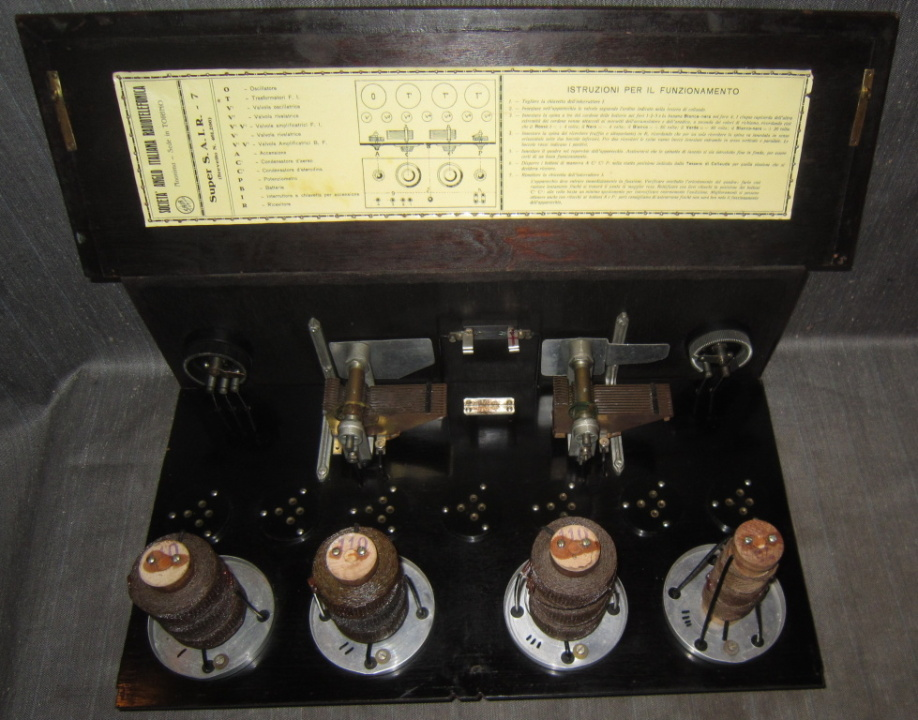 Radio Sair Torino anni 20 42