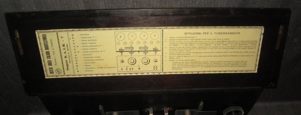 Radio Sair Torino anni 20 43