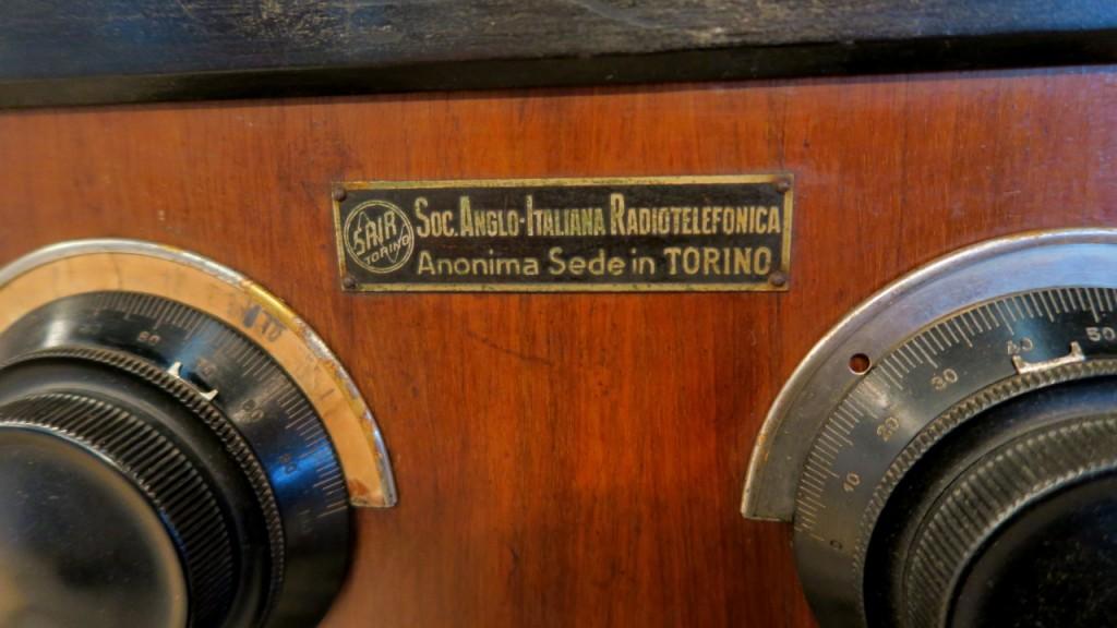 Radio Sair Torino anni 20 9