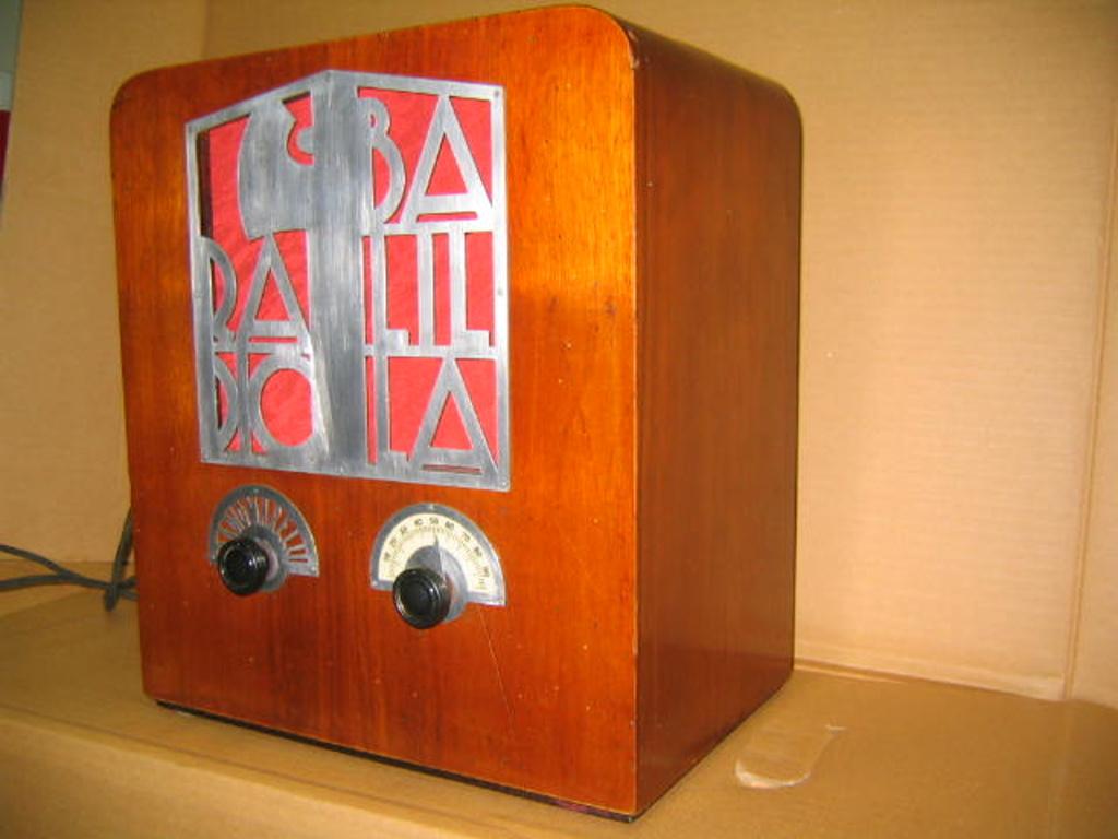 Radio blocco rurali balila roma 11