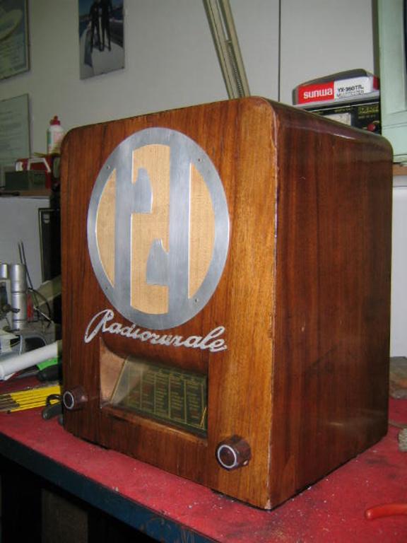 Radio blocco rurali balila roma 17