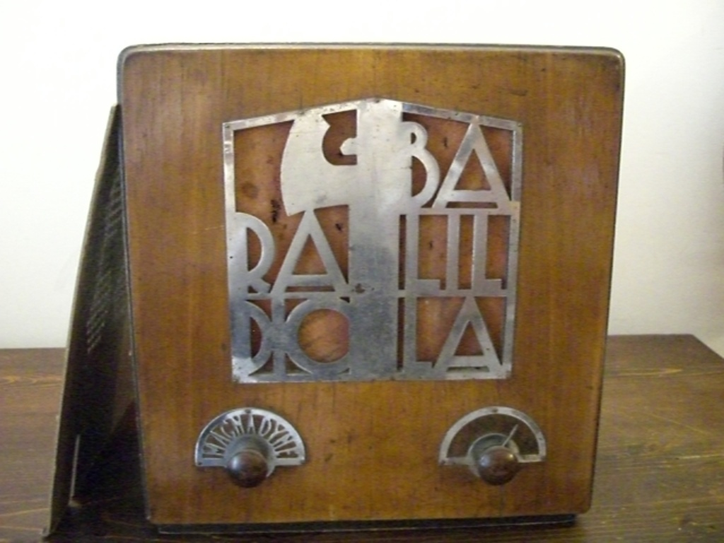 Radio blocco rurali balila roma 7