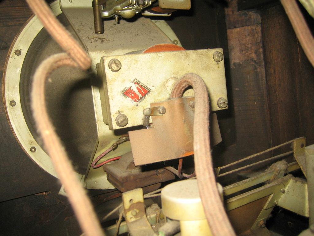 Radio Marelli Calipso II chassis atipico