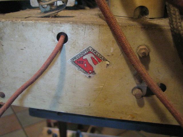 Radio marelli calipso II 11