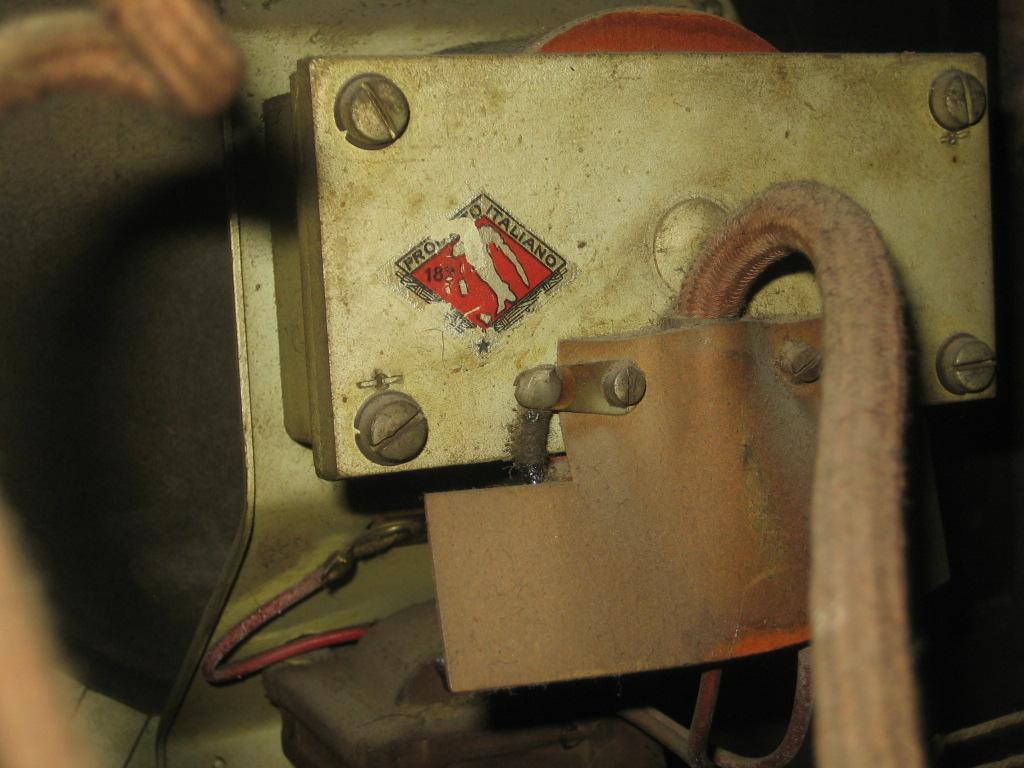 Radio marelli calipso II 22