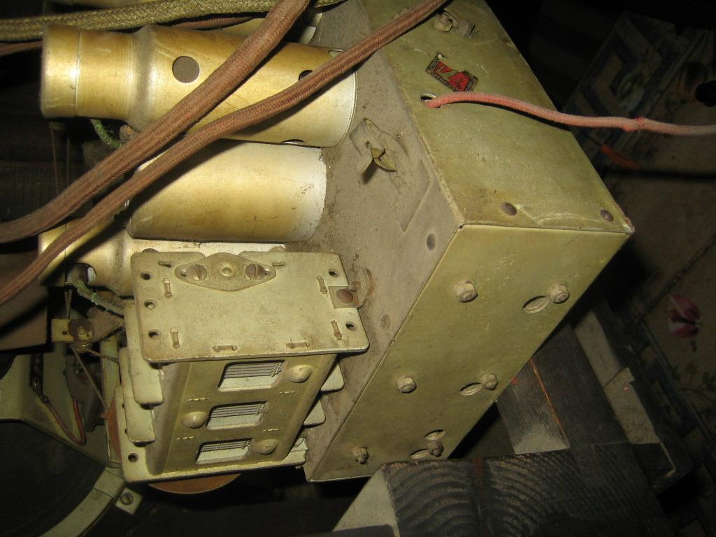Radio marelli calipso II 23